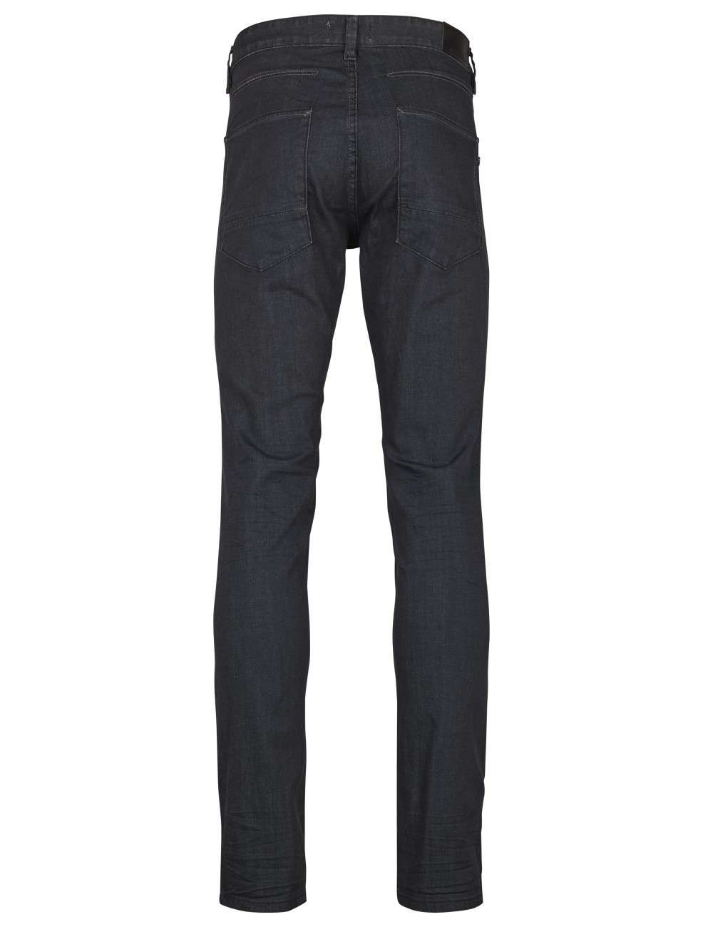 Shine Original Herren Jeans - Tapered Fit - Schwarz - Matt Black