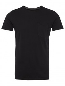 Bild 1 - Shine Original Herren Rundhals T-Shirt Dyed & Washed Out