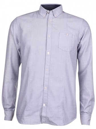 Tom Tailor Herren Freizeithemd Ray Two Colour Structure Shirt