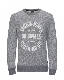 Jack & Jones Herren Rundhals Sweater JORCLEMENS