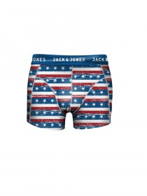 Bild 2 - Jack & Jones Herren Boxershort JACSUPER TRUNKS