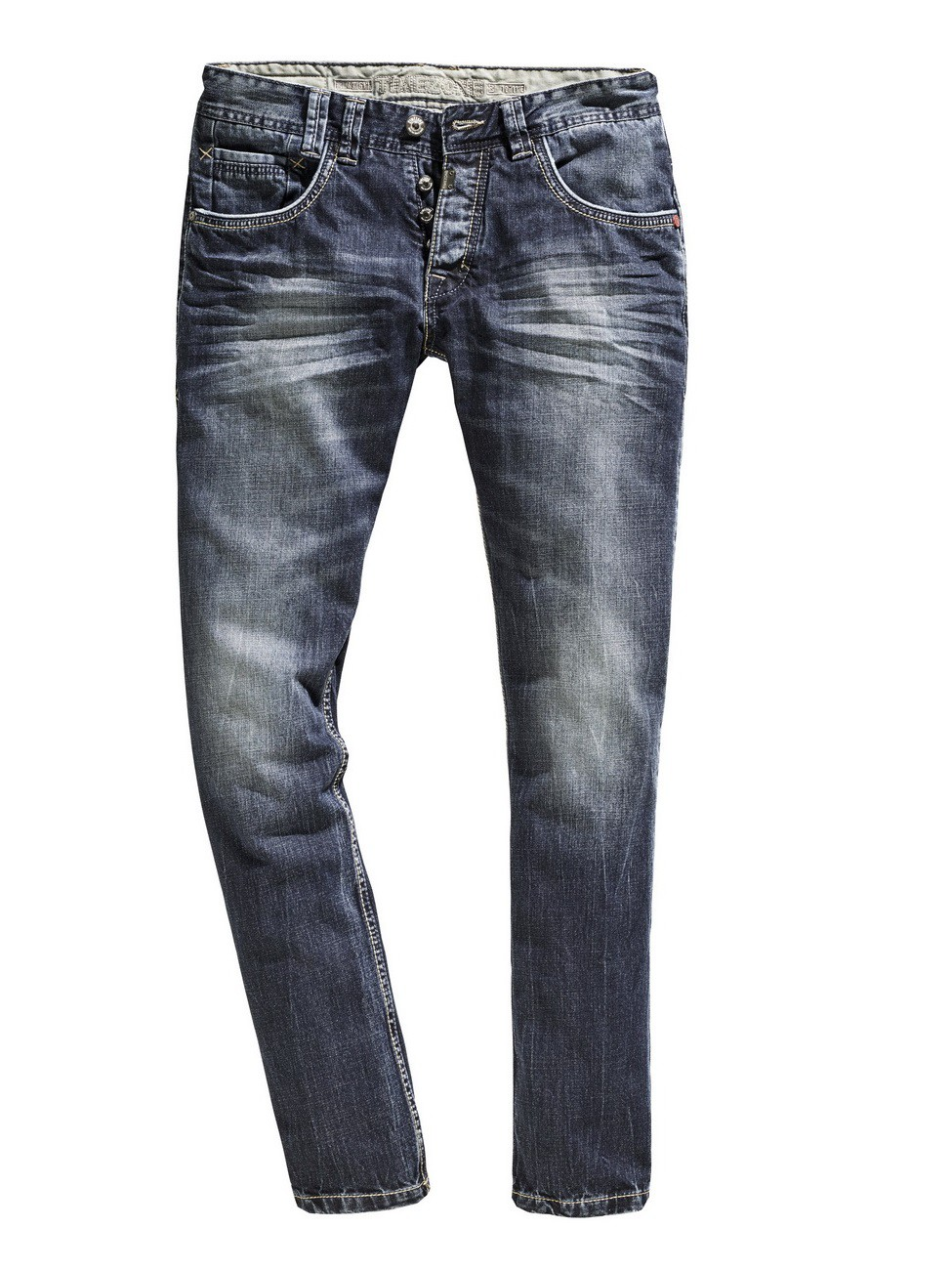 timezone herren jeans gerrittz regular fit blau. Black Bedroom Furniture Sets. Home Design Ideas