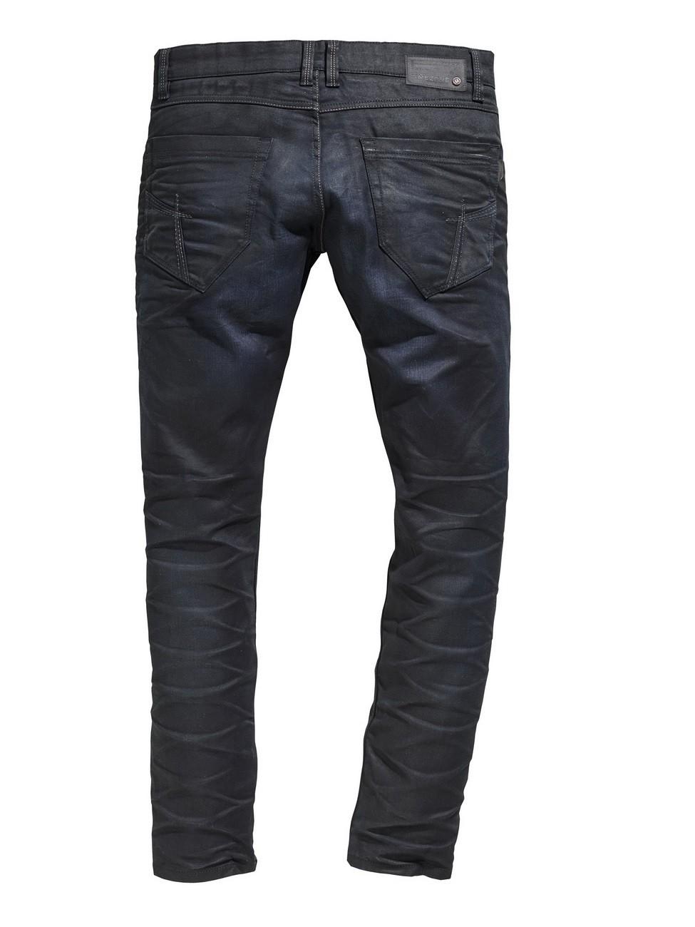 timezone herren jeans eduardotz slim fit blau indigo. Black Bedroom Furniture Sets. Home Design Ideas