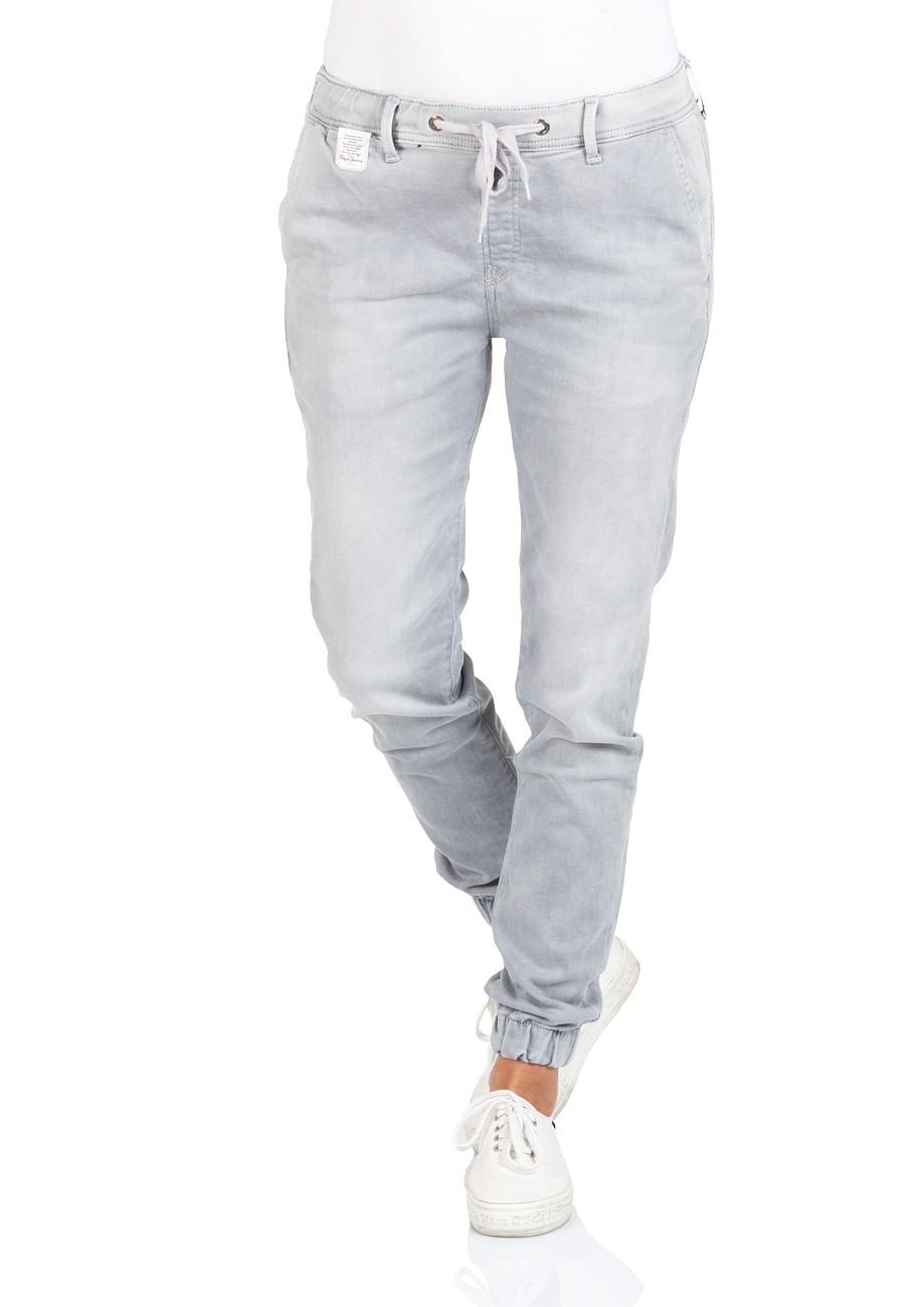 92c7483a1443 Pepe Jeans London Damen Gymdigo Jeans Cosie - Regular Fit - Grau ...