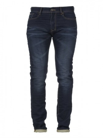 MOD Herren Jeans Cornell - Slim Fit - Blau - Allianz Blue