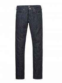 Bild 1 - Lee Herren Jeans Rider - Slim Fit - Blau - Rinse Wash