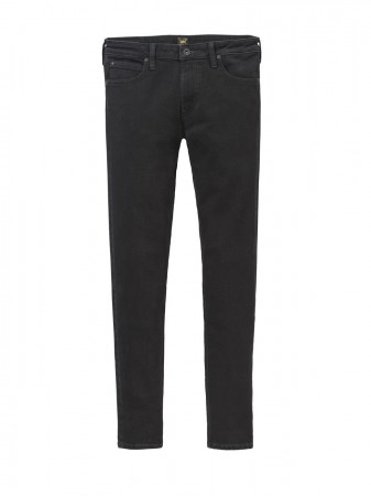 Lee Herren Jeans Malone - Skinny Fit - Schwarz - Ink Black