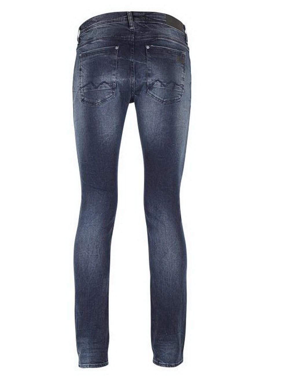 blend herren jeans twister slim fit stretch blau. Black Bedroom Furniture Sets. Home Design Ideas