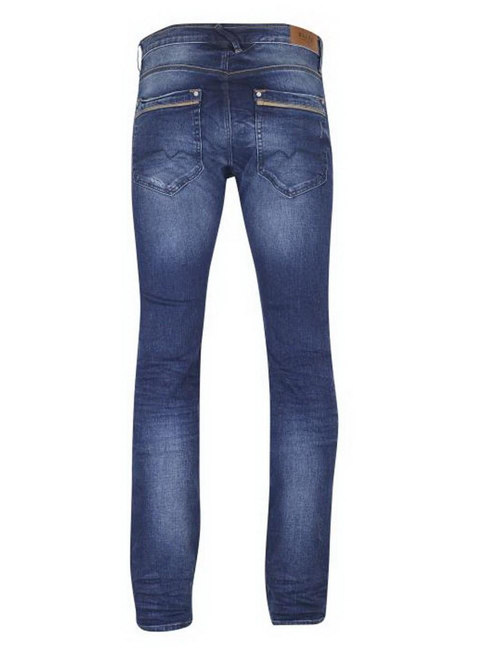 blend herren jeans twister slim fit blau mid blue. Black Bedroom Furniture Sets. Home Design Ideas