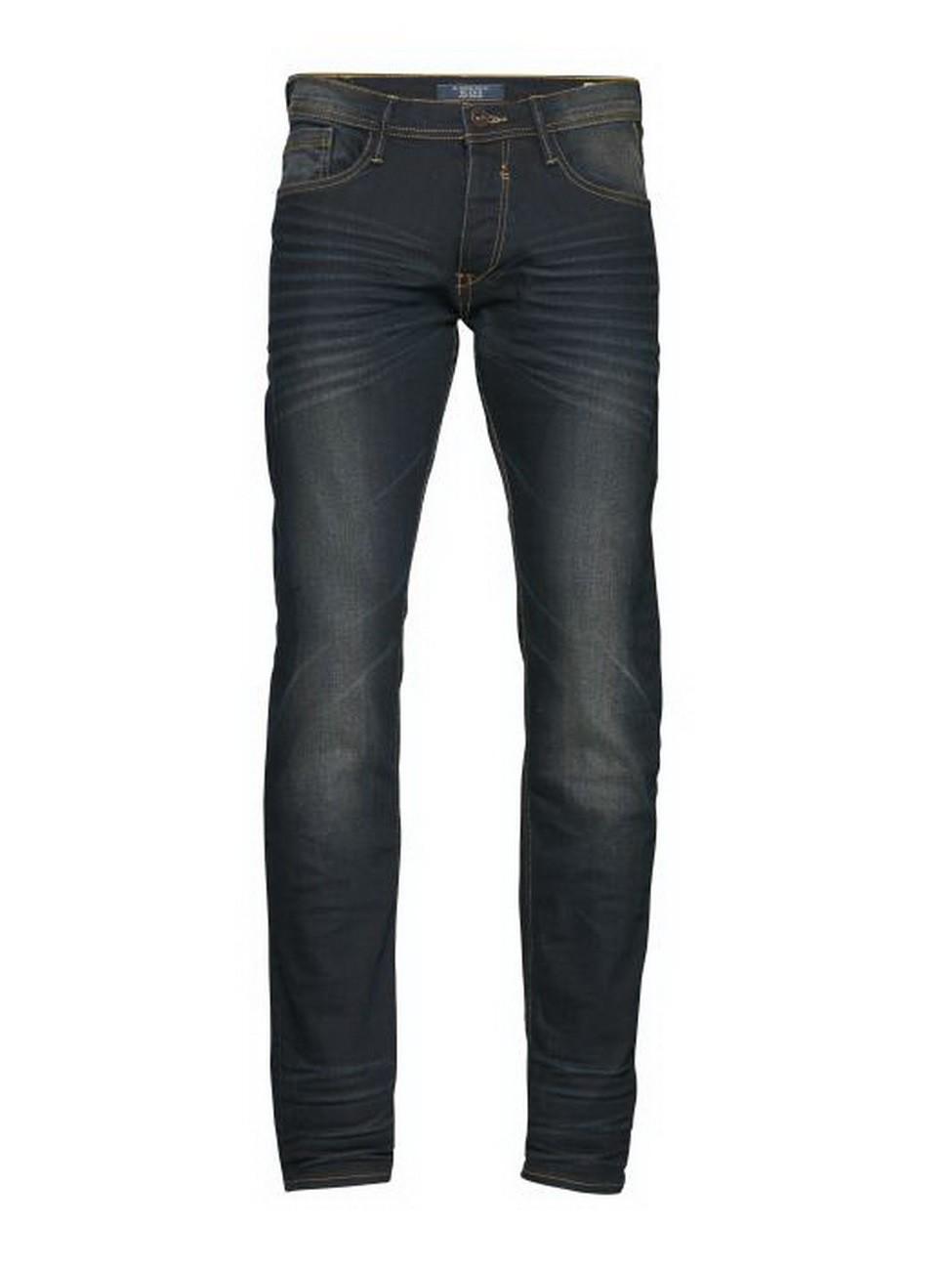 blend herren jeans twister slim fit blau denim. Black Bedroom Furniture Sets. Home Design Ideas
