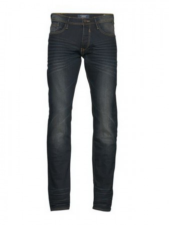 Blend Herren Jeans Twister - Slim Fit - Blau - Denim Middle Blue
