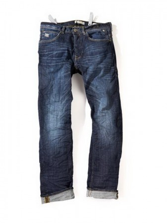 Blend Herren Jeans Rock - Regular Fit - Blau - Dark Blue