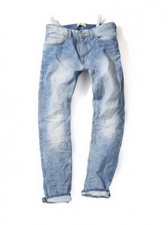 Blend Herren Jeans Twister - Slim Fit - Blau - Light Blue