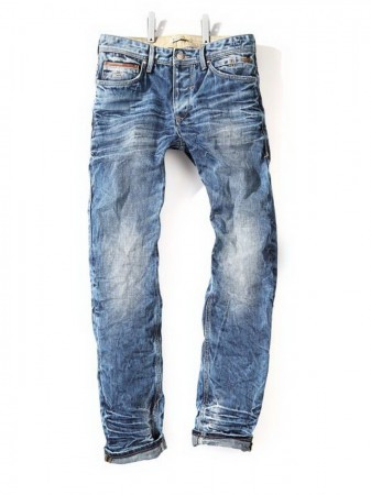 Blend Herren Jeans Twister - Slim Fit - Blau - Middle Blue