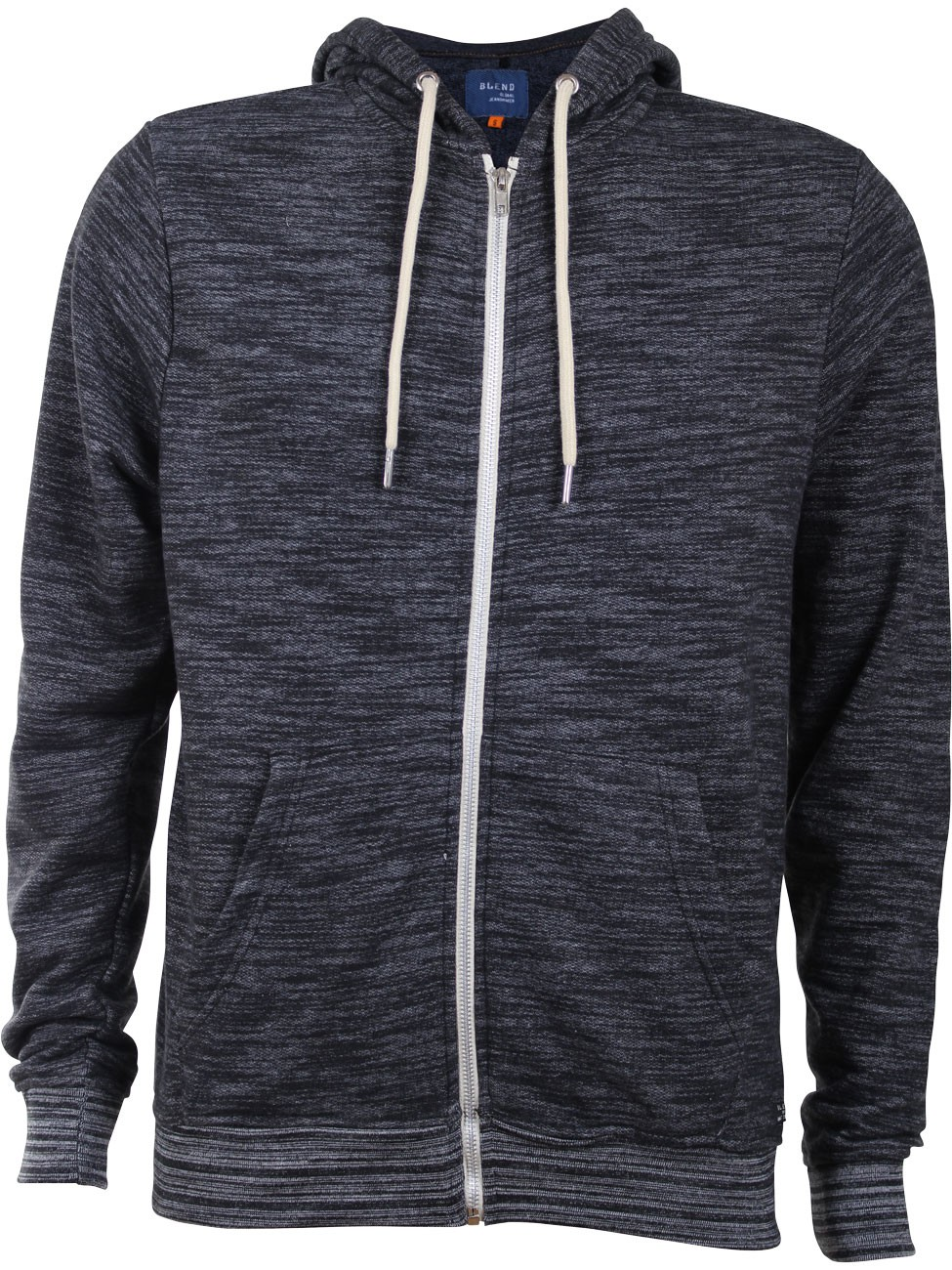 Blend Herren Sweater mit Kapuze Regular Fit
