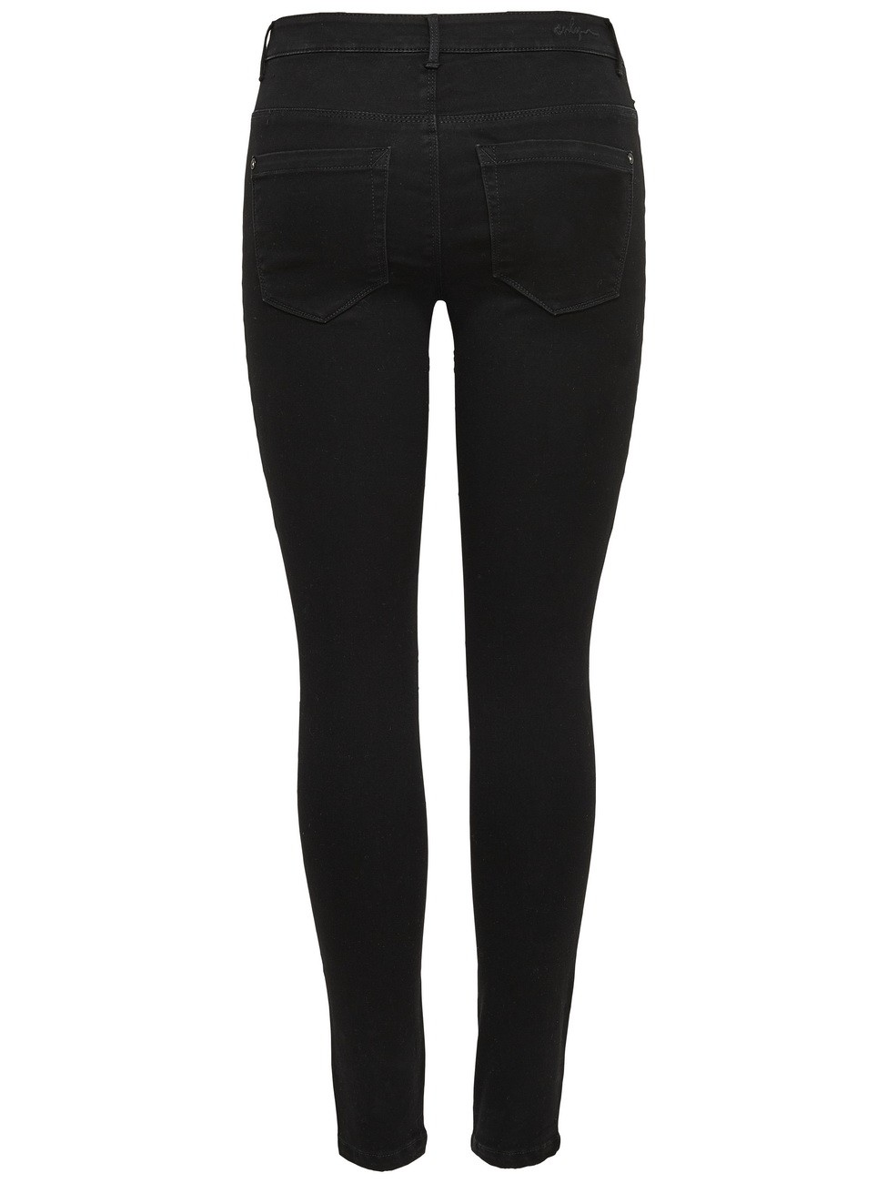 Only Damen Jeans onlROYAL RG SK ZIPC AN JNS PIM600 - Skinny Fit - Schwarz - Black