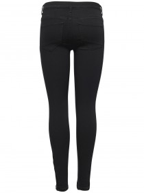 Only Damen Jeans onlKENDELL ETERNAL ANKLE - Skinny Fit - Schwarz - Black