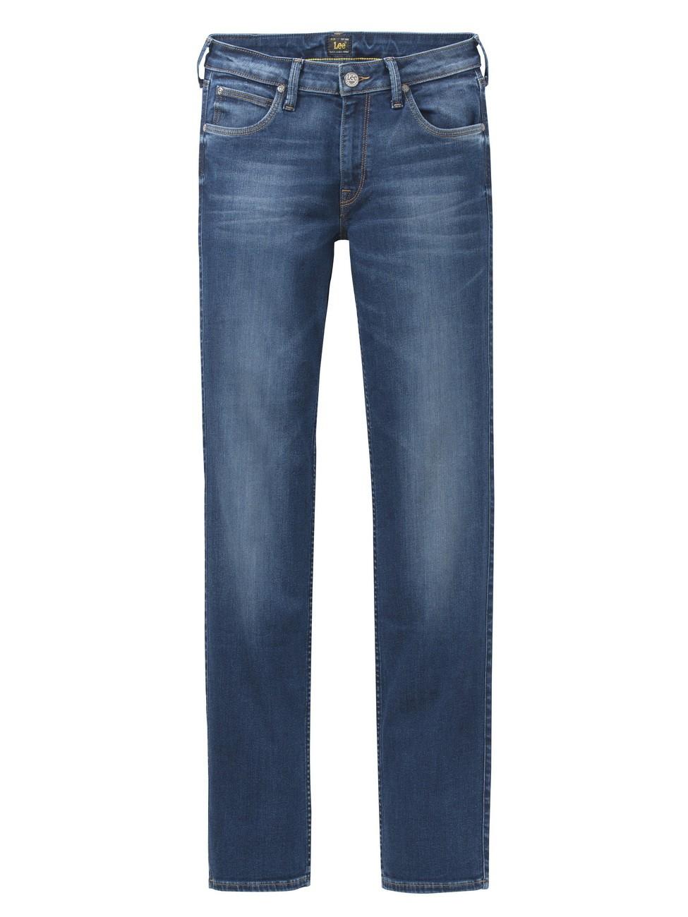 lee damen jeans scarlett skinny fit blau night sky ebay. Black Bedroom Furniture Sets. Home Design Ideas