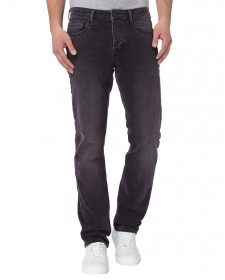 Cross Herren Jeans Dylan - Regular Fit - Schwarz -  Black