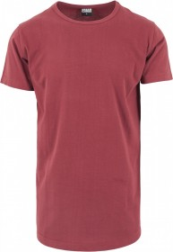 Urban Classics Herren Peached Shaped Long T-Shirt
