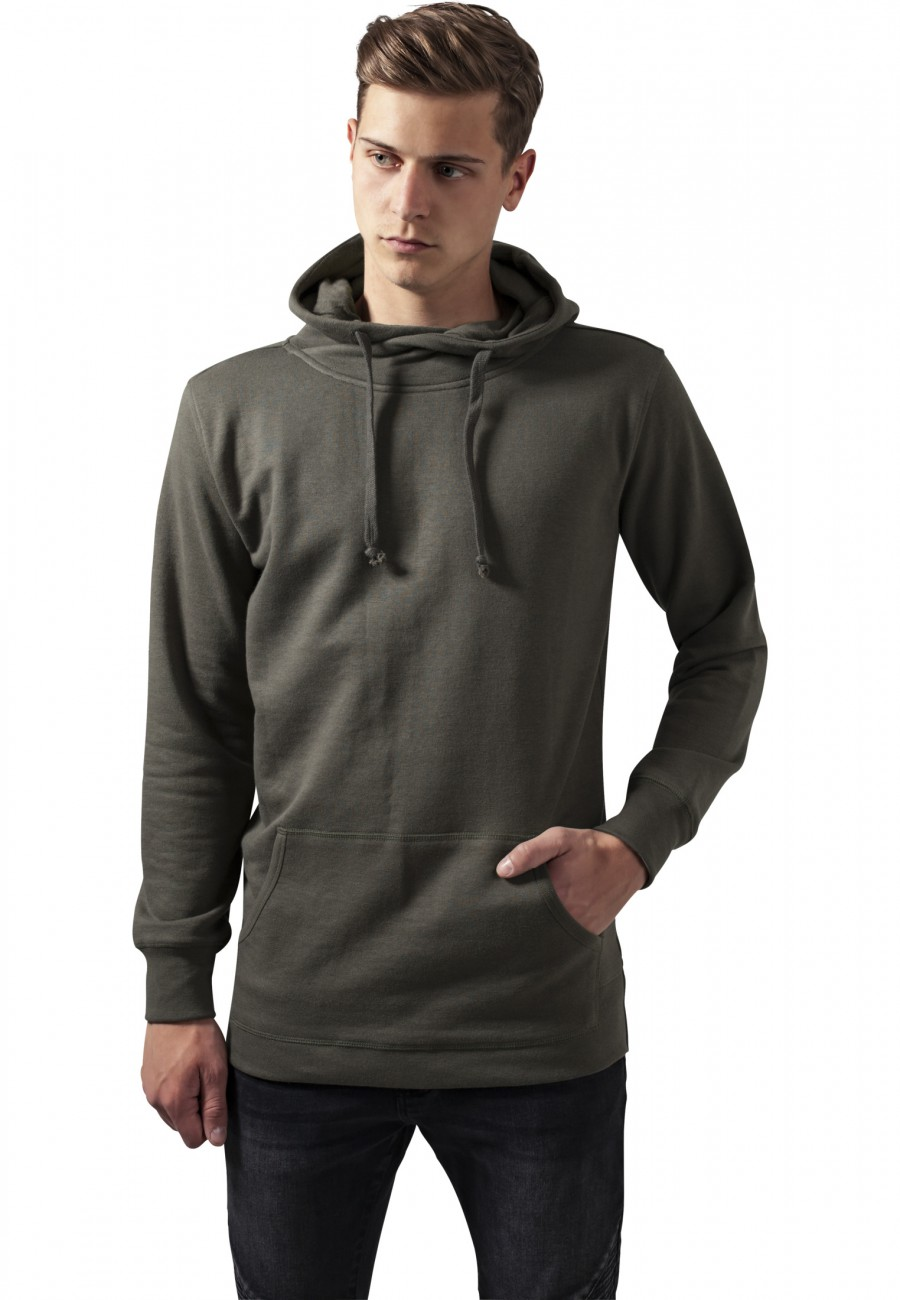 Urban Classics Herren Kapuzensweater Loose Terry Long Hoody