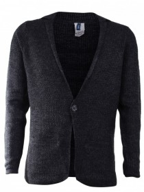Urban Surface Herren Strickjacke mit Knopfleiste