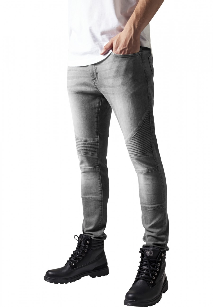 urban classics herren biker jeans slim fit kaufen jeans direct de. Black Bedroom Furniture Sets. Home Design Ideas