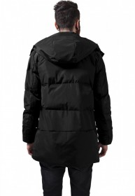 Urban Classics Herren Jacke Heavy Long Bubble Jacket