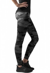 Urban Classics Damen Leggings Camo