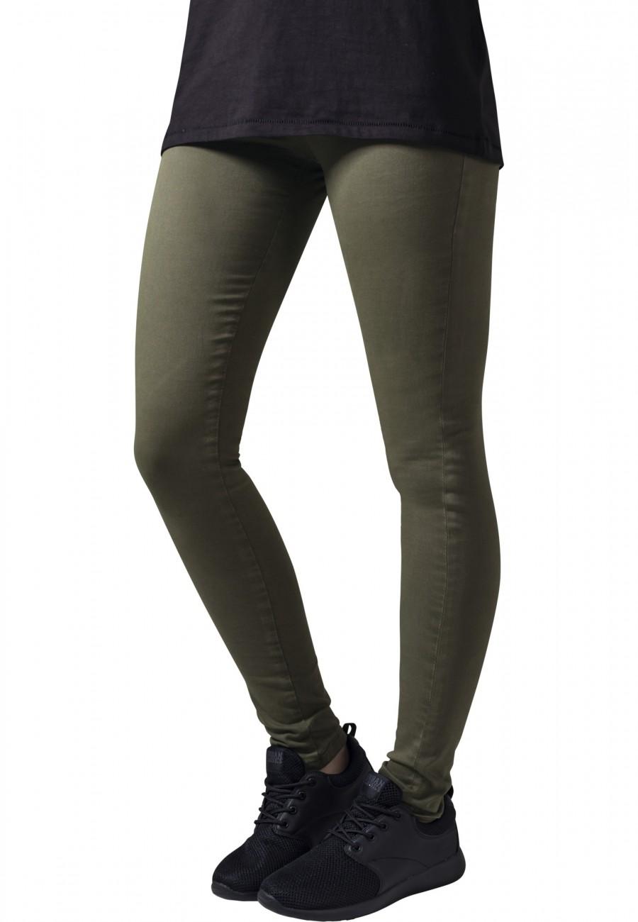 urban classics damen hose ladies skinny pants kaufen. Black Bedroom Furniture Sets. Home Design Ideas
