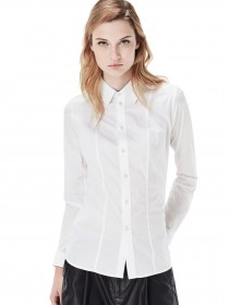 G-Star Damen Bluse Core Slim Shirt