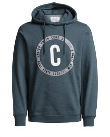 Jack & Jones Herren Kapuzenpullover JCOALBERT SWEAT HOOD