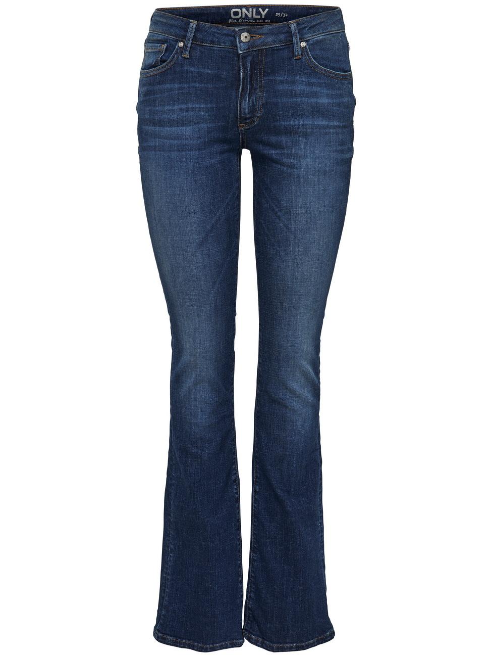 tom tailor damen jeanshose alexa blau mid stone wash denim 1052 w30 l30 herstellergr e 30. Black Bedroom Furniture Sets. Home Design Ideas