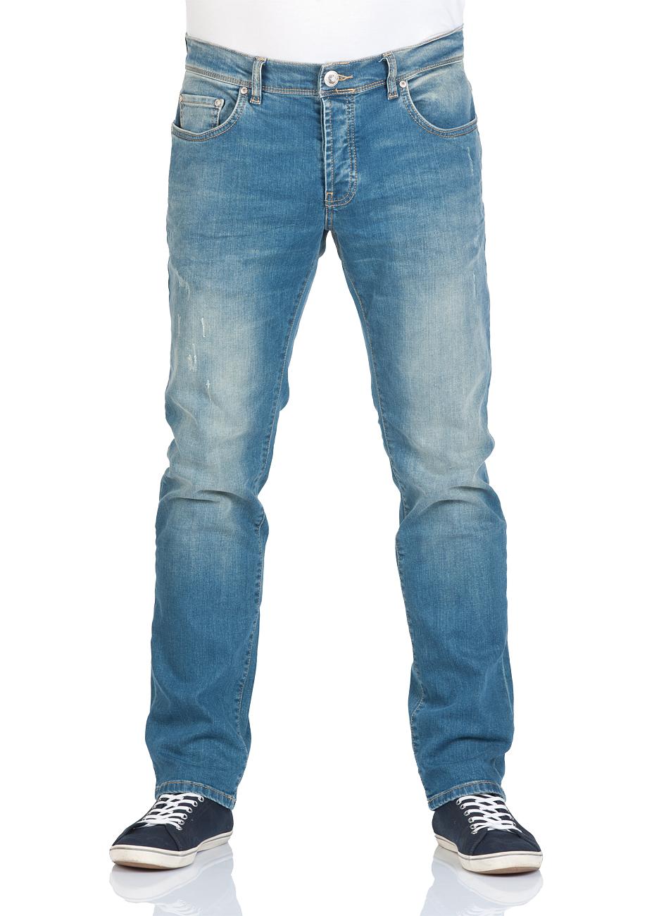ltb herren jeans sawyer slim fit blau jev wash ebay. Black Bedroom Furniture Sets. Home Design Ideas