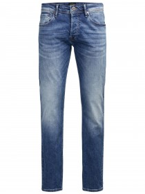 Bild 1 - Jack & Jones Herren Jeans JJICLARK JJORIGINAL JJ 993 - Regular Fit - Blue Denim