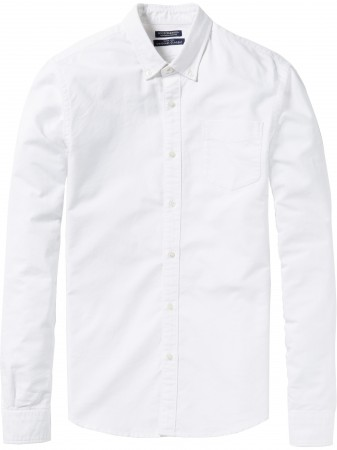 Scotch & Soda Herren Freizeithemd Oxford Shirt