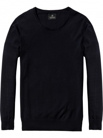 Scotch & Soda Herren Classic Pullover
