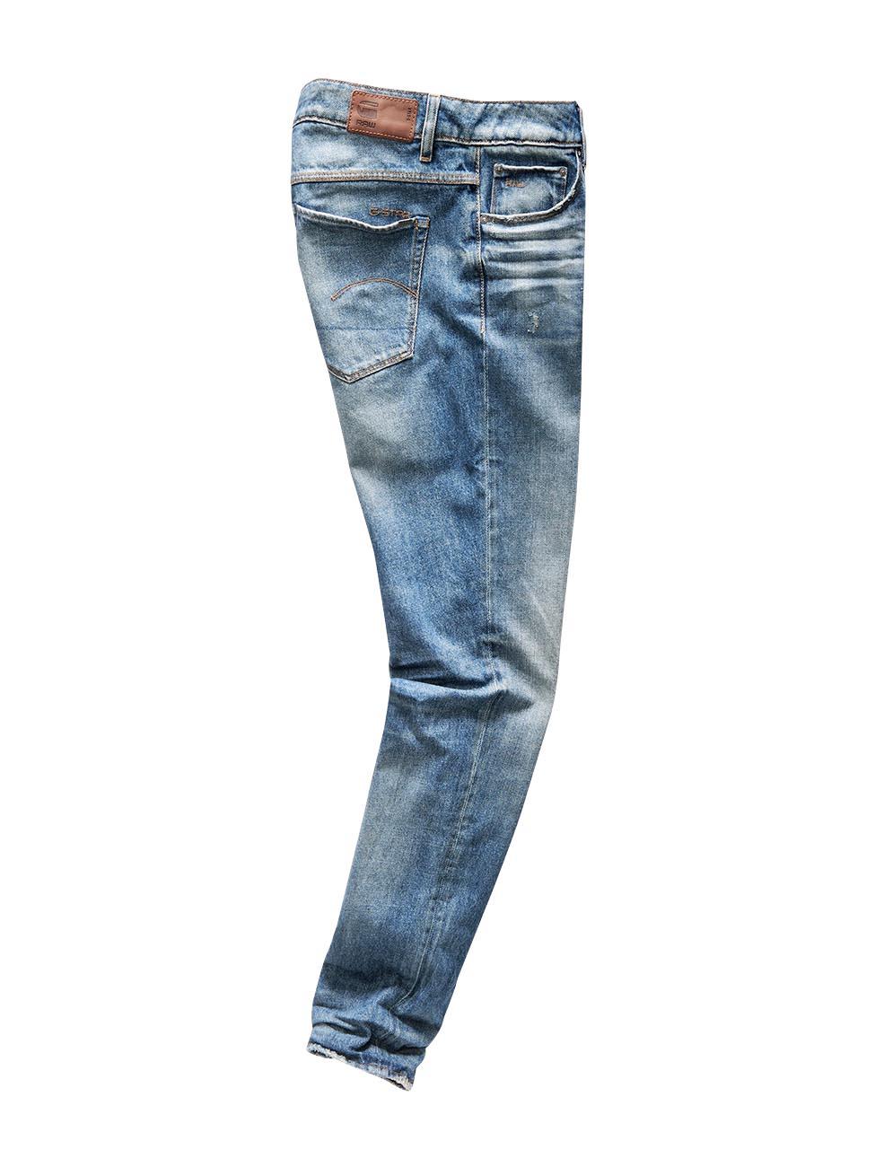 g star damen jeans 3301 high waist ultra skinny blau. Black Bedroom Furniture Sets. Home Design Ideas