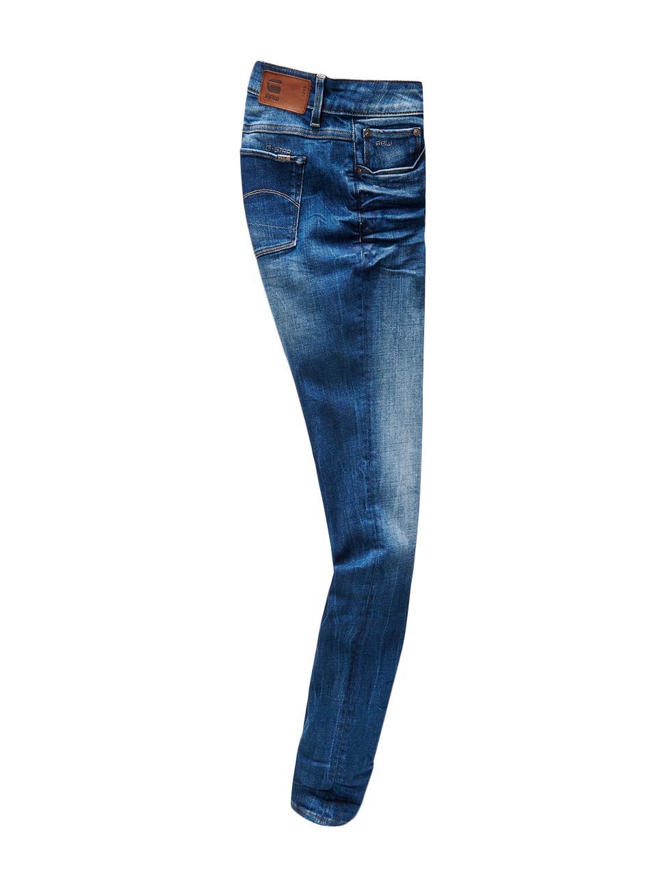 g star damen jeans 3301 contour high waist skinny fit. Black Bedroom Furniture Sets. Home Design Ideas
