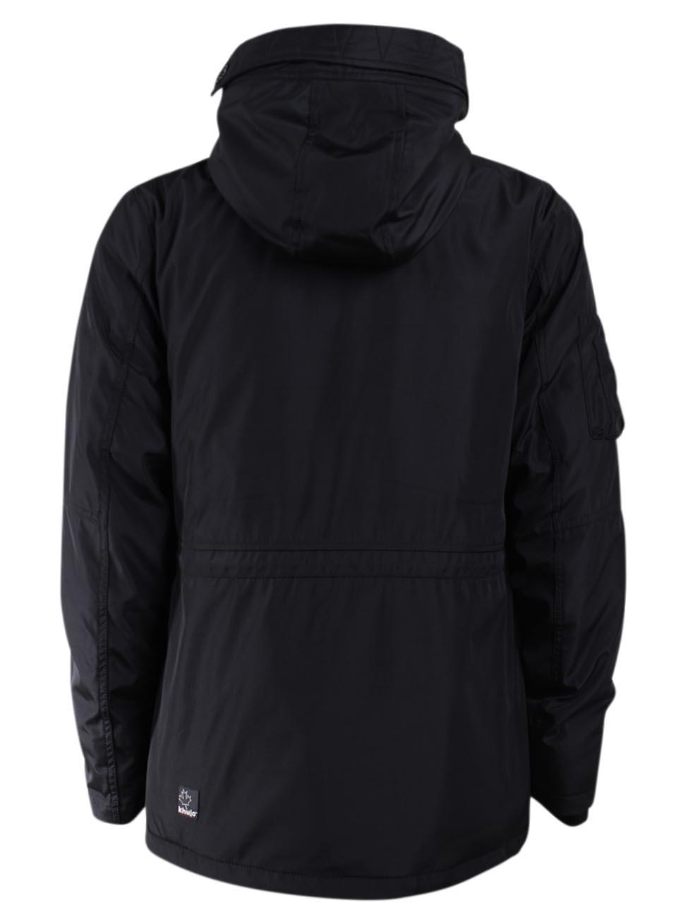 khujo herren winterjacke smart mit fester kapuze kaufen jeans direct de. Black Bedroom Furniture Sets. Home Design Ideas