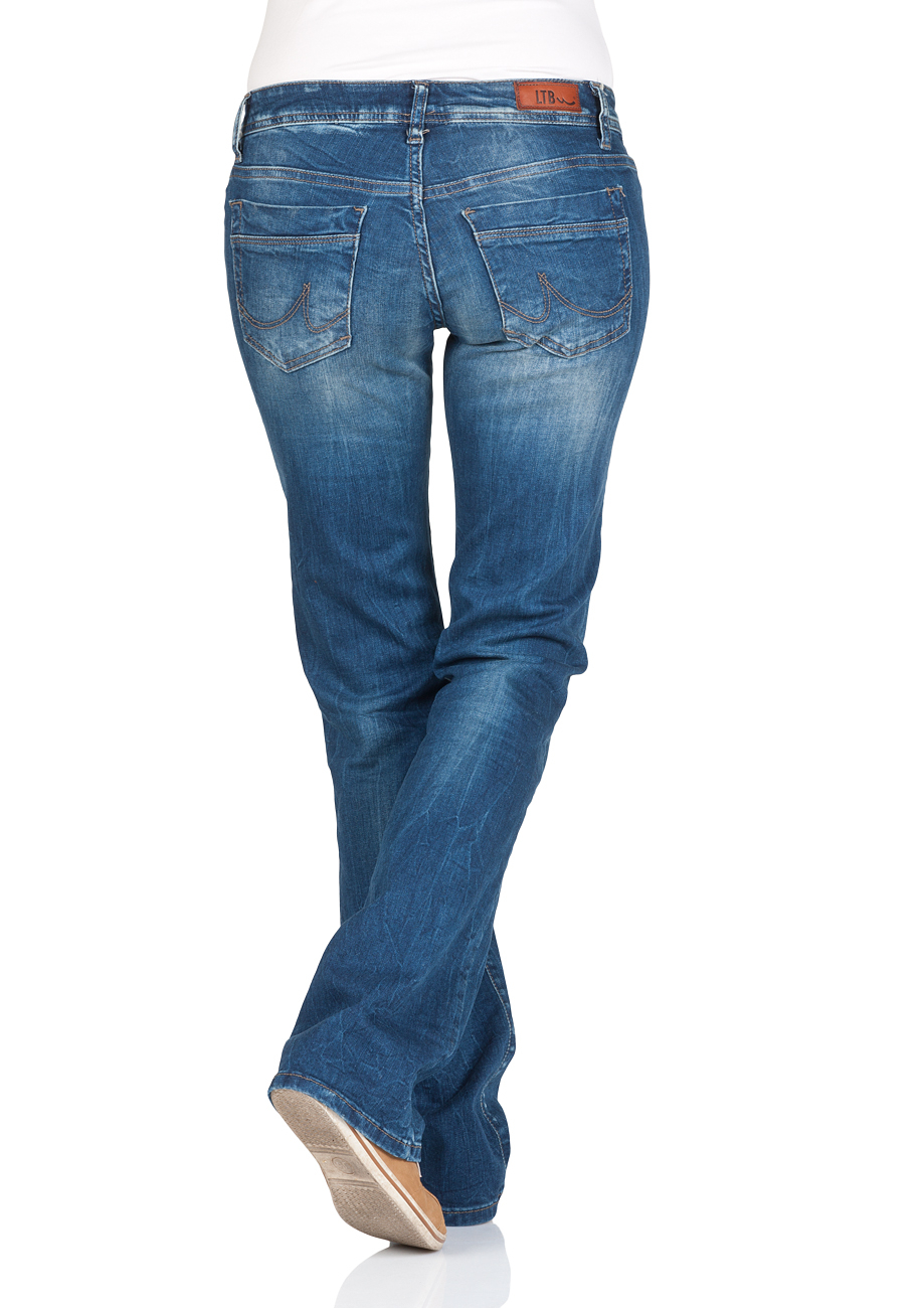 ltb herren jeans roden 50186 2470 bootcut donatello wash preis bild rating vorlieben. Black Bedroom Furniture Sets. Home Design Ideas