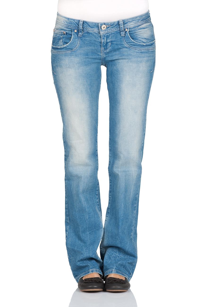 preisvergleich ltb damen jeans valerie bootcut blau cecita willbilliger. Black Bedroom Furniture Sets. Home Design Ideas