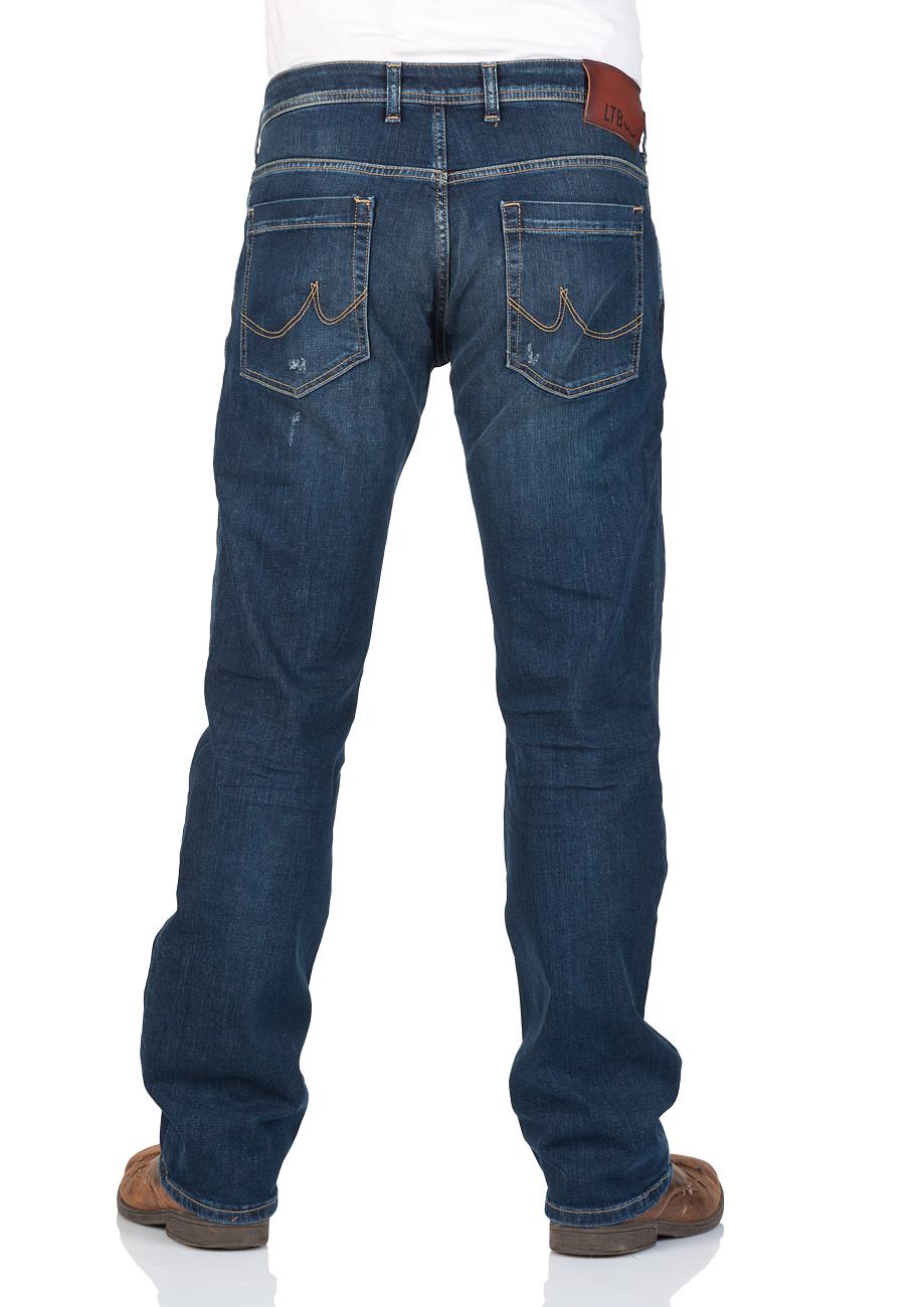 ltb herren jeans paul straight fit blau springer wash kaufen jeans direct de. Black Bedroom Furniture Sets. Home Design Ideas