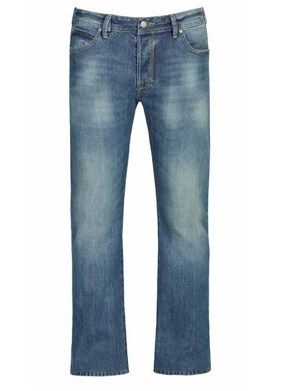 ltb herren jeans roden bootcut blau timor wash ebay. Black Bedroom Furniture Sets. Home Design Ideas
