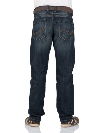 super service exklusive Schuhe Mode-Design Details about Tom Tailor Men's Jeans Trad. Relaxed Fit - Blue - Dirty Dark  Stone Wash