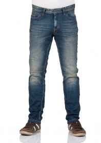 Bleached Blue Denim (1193)
