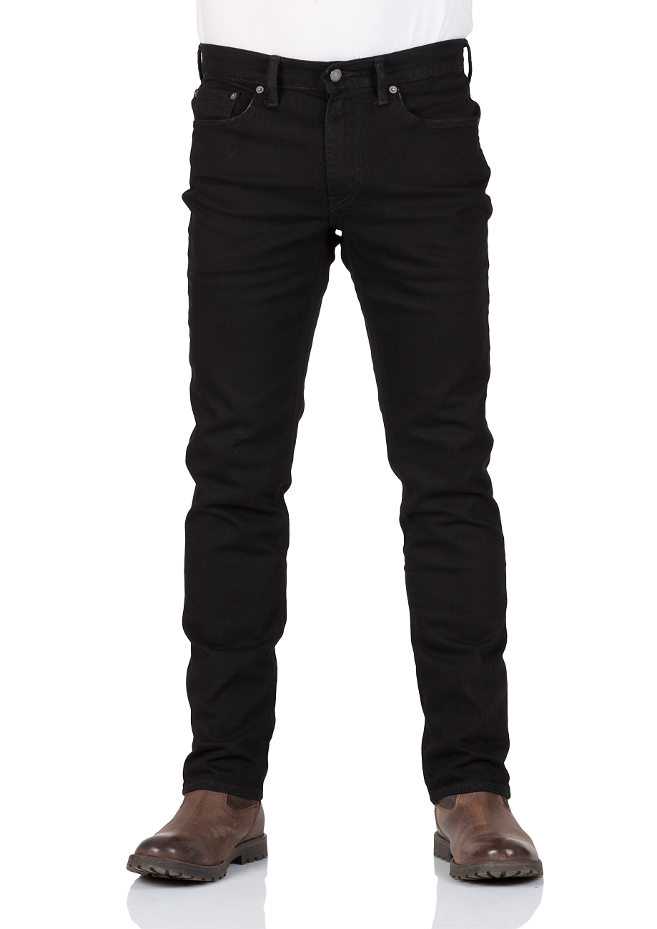 levi 39 s herren jeans 511 slim fit schwarz nightshine kaufen jeans direct de. Black Bedroom Furniture Sets. Home Design Ideas