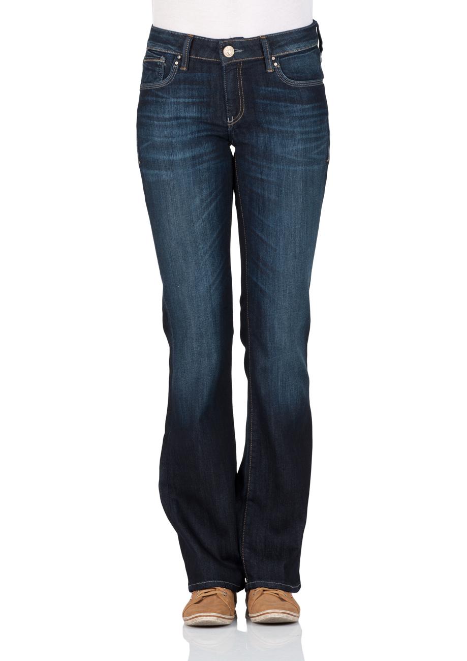 Schwarze jeans damen bootcut