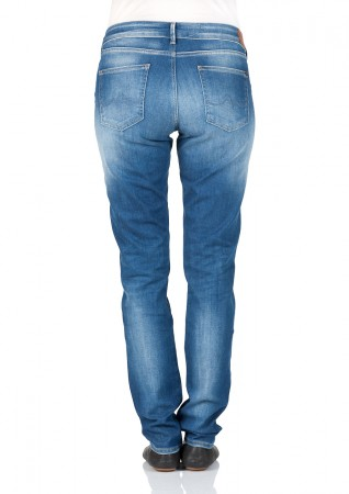 PEPE JEANS LONDON WOMEN S JEANS PIXIE - Skinny Fit - Blue - Denim  e1bf80edfd