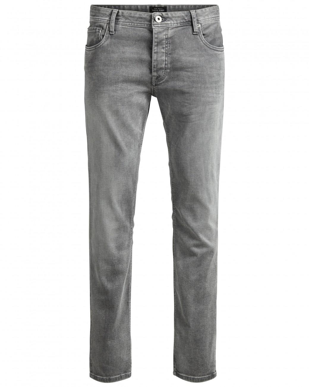 Graue Slim-Fit-Jeans I.Code oNRlFx